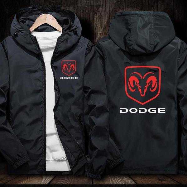Dodge, dodgejacket, hooded, motorbike