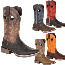 casual shoes, Plus Size, Spring/Autumn, workboot