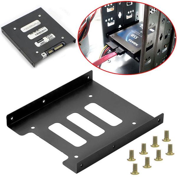 computer accessories, harddrivebracket, Metal, adapterbracket