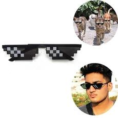 thuglife, dealwithitsunglasse, Sunglasses, 8bitsunglasse