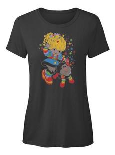rainbow, Shirt, Tee, casual shirt