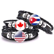 Canada, Crystal Bracelet, Jewelry, Mexico