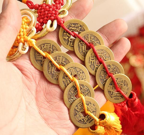 coincharm, luckycharm, Jewelry, Chinese