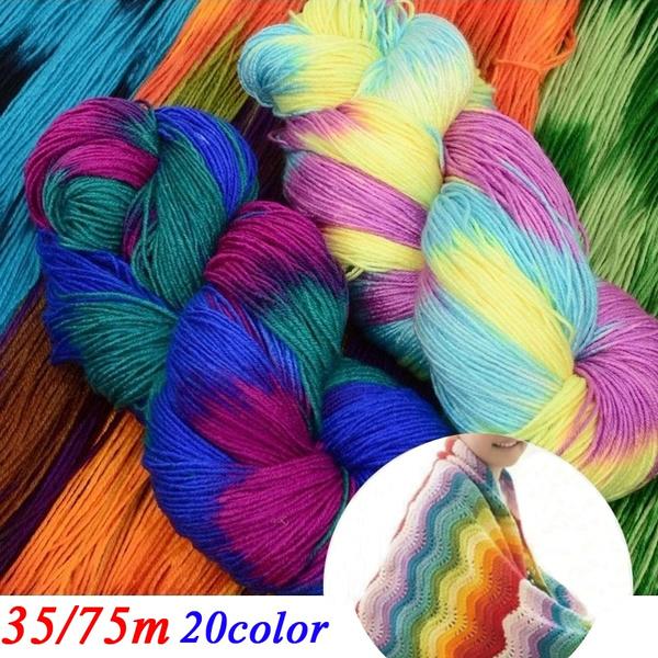 cottonyarn, Knitting, multicoloredacrylicyarn, woolmulticoloredyarn