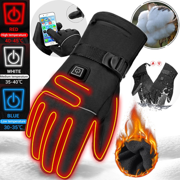 motorcycleaccessorie, Touch Screen, warmglove, Electric