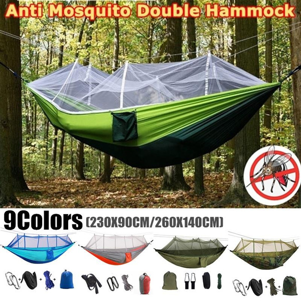 Outdoor, doublehammock, camping, Sports & Outdoors