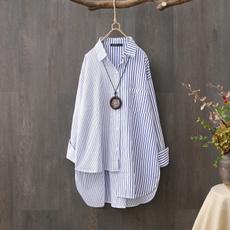 blouse, Plus Size, pocketblouse, long sleeved shirt