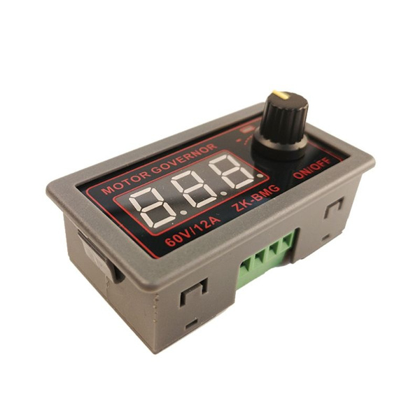 motorcontroller, 12a, led, dcmotorcontroller