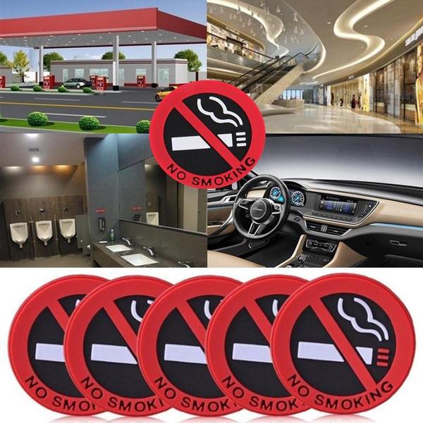 nosmoking, Car Sticker, gluesticker, Cars