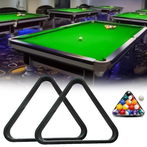 Triangles, billiardtrianglerack, Equipment, Plastic
