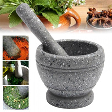 resinmortarpestle, spicesgratergrinder, mixinggrindingbowl, mortarpestleset