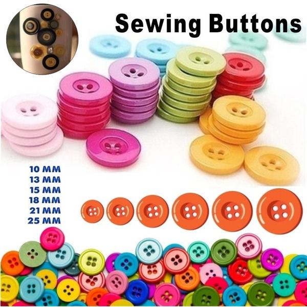 sewingbutton, Home Decor, babyclothingbutton, rainbow