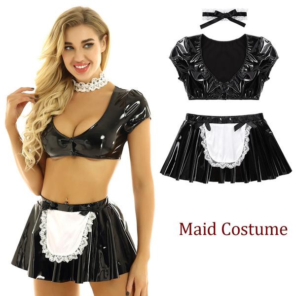 apron, Fashion, costumescosplay, Choker