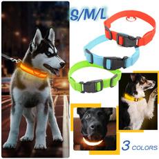 light up, ledlightsdogcollar, Dog Collar, Jewelry