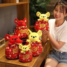 Plush Doll, Fashion, Chinese, Gifts