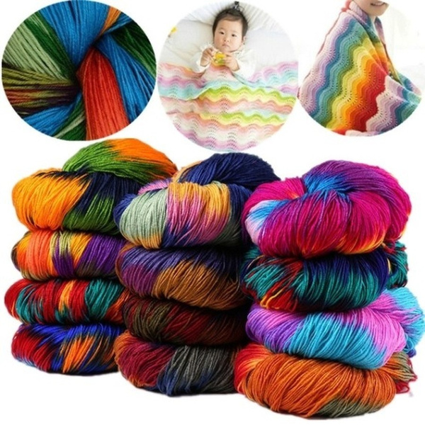 cottonyarn, Knitting, babysweaterssoft, knittedgradientyarn