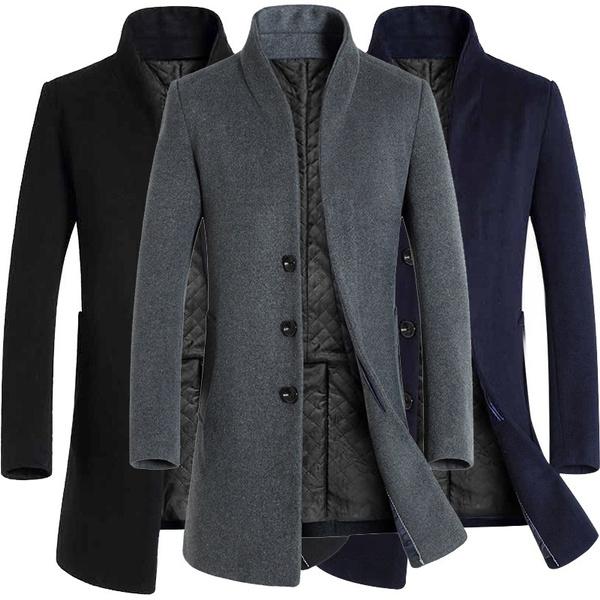 woolen, Casual Jackets, Jackets/Coats, Winter