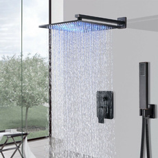 bathroomfaucet, bathampshowerfaucet, led, Shower Faucets