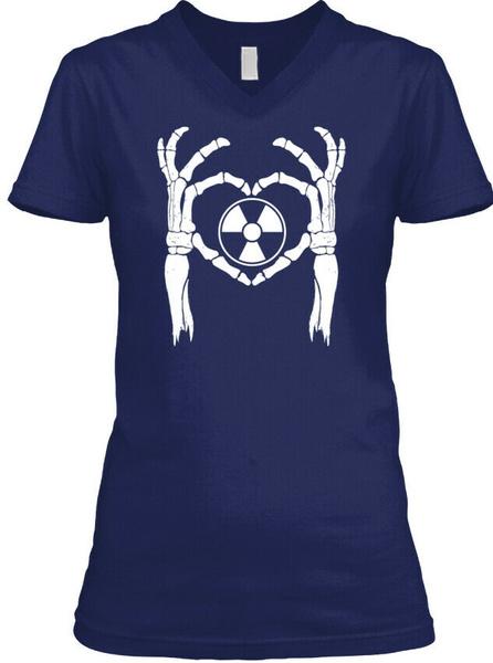radiology, Love, Skeleton, Tee