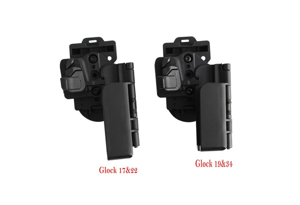 Details about  /Level 3 GM OWB Carry Quick Right Hand Holster For Glock 17 19 22 34 Holsters