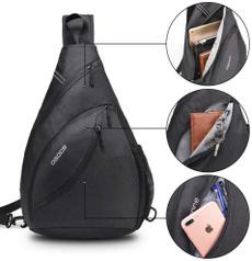 Shoulder Bags, slingbagsformen, unisex, Travel