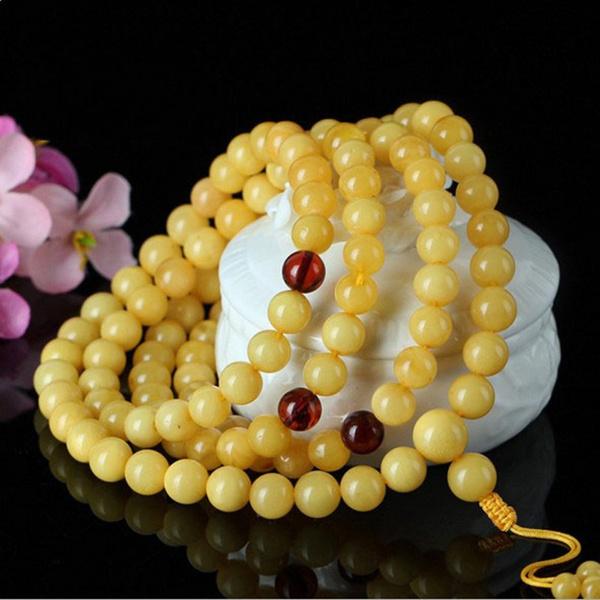 amber, beeswax, Bracelet, Jewelry