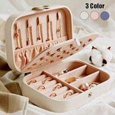 Box, Fashion, jewelrycase, jewelryleatherbox