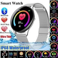 LED Watch, Heart, Monitors, Waterproof
