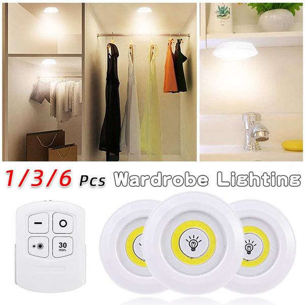 walllight, Bathroom, lednightlight, Remote
