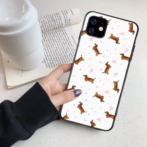 iphone7plussiliconecase, huaweihonorv20, dogiphonecase, iphone11dachshund