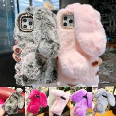 fluffy, DIAMOND, warmfluffyphonecase, bunny