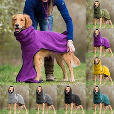 Fleece, Medium, dog coat, Winter