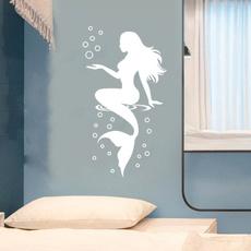 Stickers, Bathroom, art, Home Decor