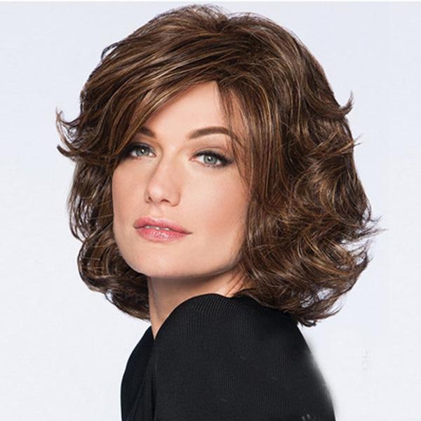 wig, Synthetic, Fiber, Beauty