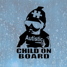 decalsampbumpersticker, autismawarene, Tank, Cars