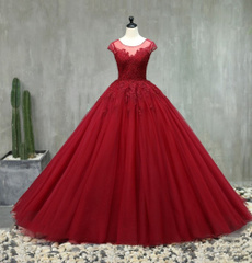 gowns, ballgowndresse, Dress, Women's Fashion