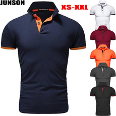 polodehombre, Summer, Slim Fit, Polo Shirts