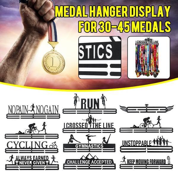 Steel, shelfsforwall, medalholder, walldecorationsforhome