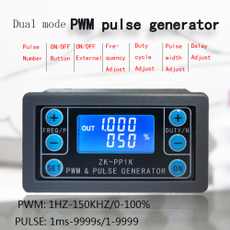 pulsefrequency, Adjustable, wavesignal, pulsegenerator