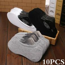 Hosiery & Socks, boatsock, Cotton Socks, unisex