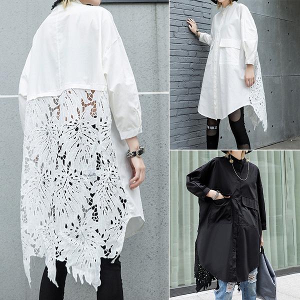 blouse, Plus Size, Lace, eleganttop