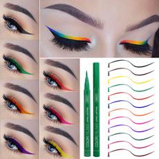eyelinermould, Beauty, Colorful, Makeup