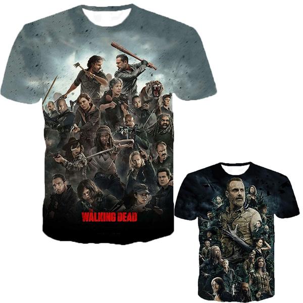 Horror, Plus size top, Shirt, TV