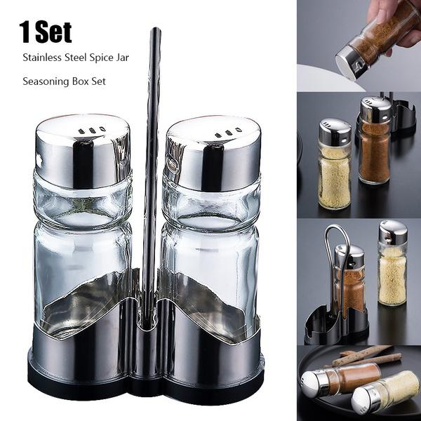 pepperbottle, Steel, spicecondimentdispenser, Bottle