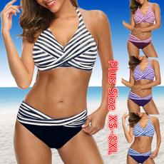 Two Piece Swimwear, Bikinis Set, bathing suit, women swimsuit