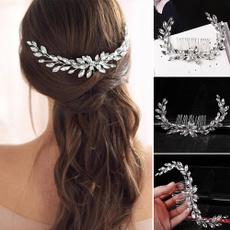 Beautiful, Bridal, leaf, Pins