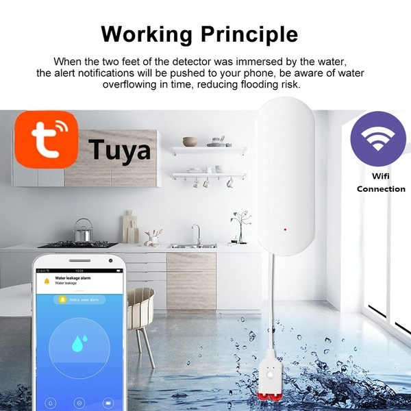 water, Bathroom, waterlevelalarm, Monitors