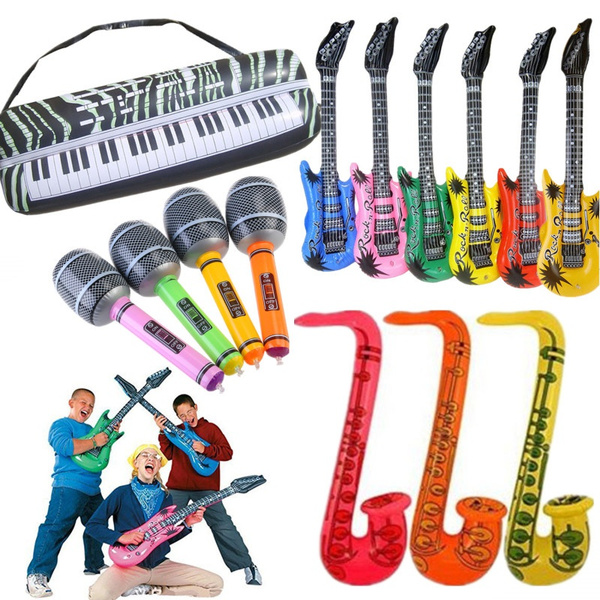 partytool, Musical Instruments, inflatableguitar, Bags