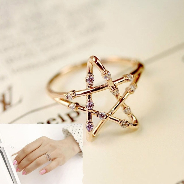 Copper, Star, Jewelry, Gifts