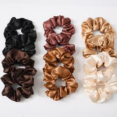 hair, silk, satinhairrope, Elastic